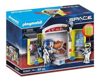 Playmobil - Play Box Missão Marte Sunny 2528
