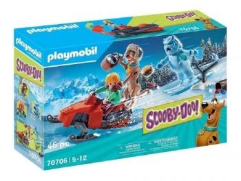 Playmobil Scooby Doo Aventura Fantasma Da Neve 2570 Sunny