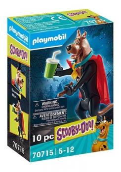 Playmobil Scooby-Doo! Figura Colecionável Vampiro 2579