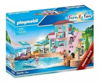 Playmobil - Sorveteria A Beira-mar 2521