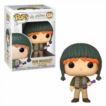 Pop Funko 124 Ron Weasley Harry Potter