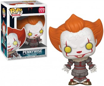 Pop Funko 777 Pennywise It A Coisa