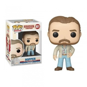 Pop Stranger Things Hopper #801