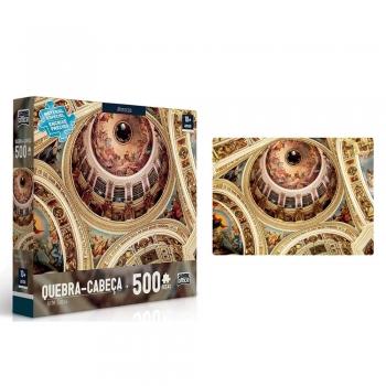 Puzzle Quebra-cabeça 500 Peças Arte Sacra Toyster