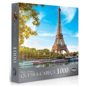 Puzzle Quebra-cabeça 1000 Peças - Paris Toyster