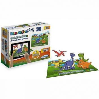 Quebra-cabeça Interactive Play Fosfossauro