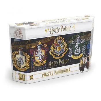 Puzzle Quebra-cabeça Panorama Harry Potter 350 Peças Grow