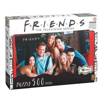 Quebra-cabeça Puzzle P500 Peças Friends Grow