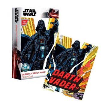 Puzzle Quebra-cabeça Star Wars - 500 Peças Nano Darth Vader Toyster