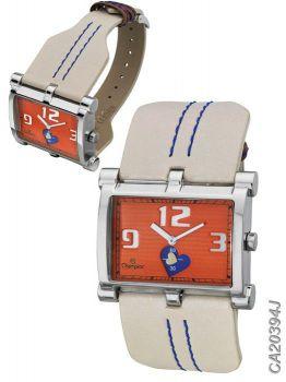 Relógio Analógico Feminino Champion CA20394J Bege