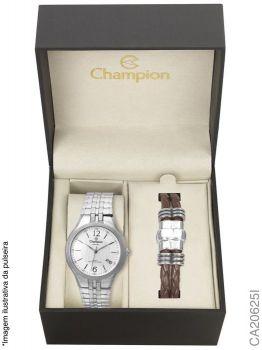 Relógio Champion Analógico CA20625I Prata