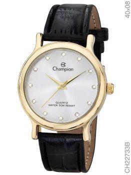 Relógio Champion Feminino Analógico Ch22733b Dourado