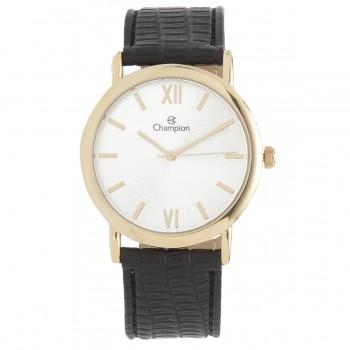 Relógio Champion Feminino Analógico Kit CH22699W Dourado