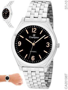 Relógio Champion Feminino Ca20198t Prata Original