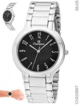 Relógio Champion Feminino CH22386T Prata