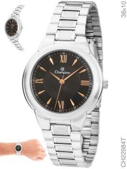 Relógio Champion Feminino CH22984T Prateado