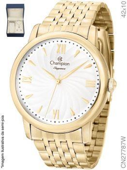 Relógio Champion Feminino + Conjunto Semi Joia CN27787W