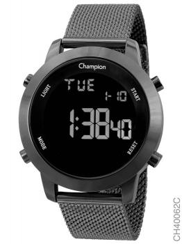 Relógio Champion Feminino Digital Ch40062c Preto