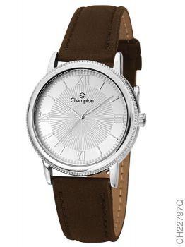 Relógio Champion Feminino Masculino Grande Ch22797q