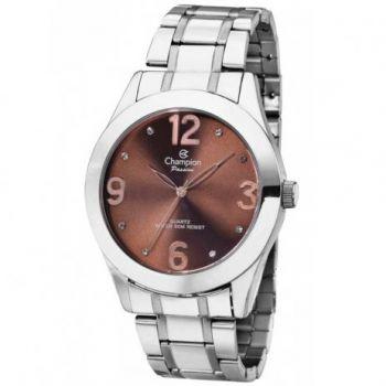 Relógio Champion Feminino Passion Prata CH24268M