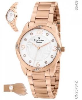 Relógio Champion Feminino Passion Rose CN25734Z