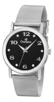 Relógio Champion Feminino Prata Analógico CH29034T Original