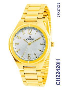 Relógio Champion Feminino Social CH22420H Dourado