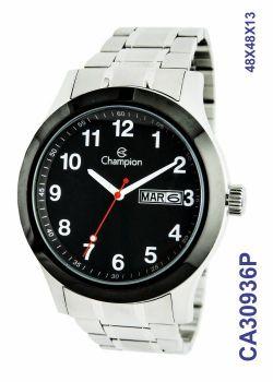 Relógio Champion Masculino Sports CA30936P Prata