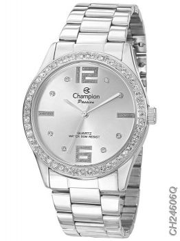Relógio Champion Passion Feminino Prata CH24606Q