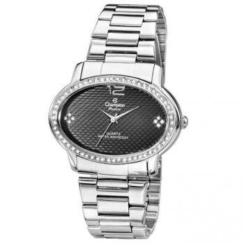 Relógio Champion Passion Feminino Visor Preto CH25721T