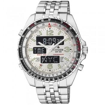 Relógio Citizen Masculino Promaster Wingman Vi Jq8001-57a