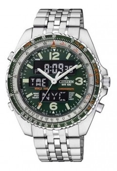 Relógio Citizen Promaster Wingman 6 Jq8008-58w / Tz10075d