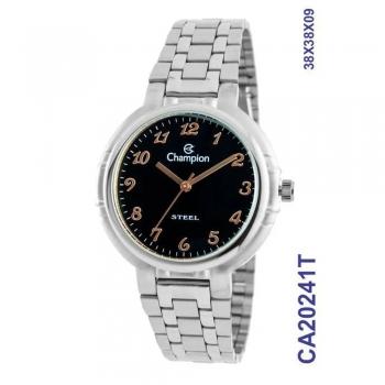 Relógio de Pulso Champion Masculino CA20241T Prata