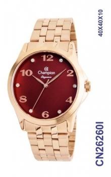 Relógio Dourado Feminino CN26260I Elegance