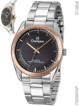 Relógio Feminino Analógico Champion CN29525P Prata