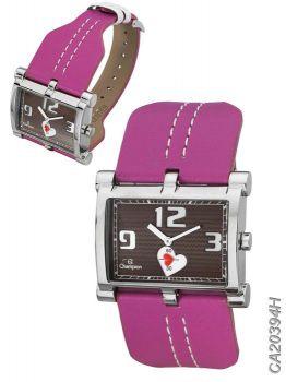 Relógio Feminino Champion CA20394H Rosa