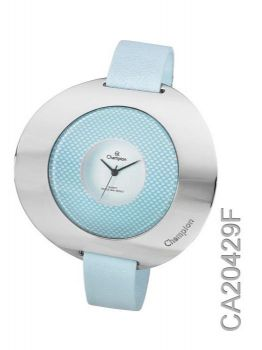 Relógio Feminino Champion CA20429F Azul