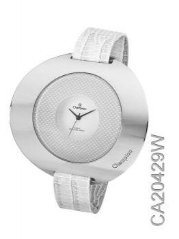 Relógio Feminino Champion CA20429W Branco