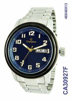 Relógio Masculino Champion Sports CA30927F Prata