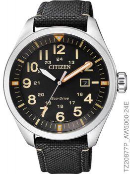 Relógio Masculino Citizen Eco-Drive Tz20877p Prata