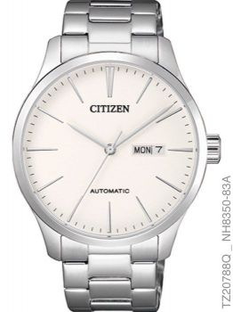 Relógio Masculino Citizen Prata Branco TZ20788Q