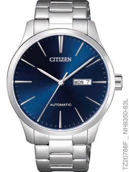 Relógio Masculino Citizen Prata Prateado TZ20788F
