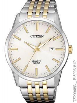 Relógio Masculino Citizen TZ20948S Quartz Prata