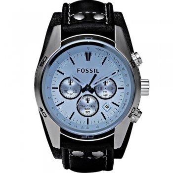 Relógio Masculino Fossil Analógico Preto Ch2564/0kn