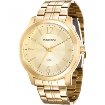 Relógio Mondaine Feminino Analógico 99017lpmvde2 Original C/ Garantia Ouro