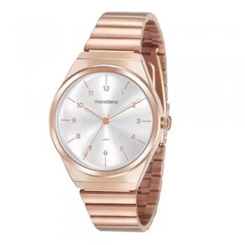 Relógio Mondaine Feminino Classic Rose Gold 32157lpmvre2