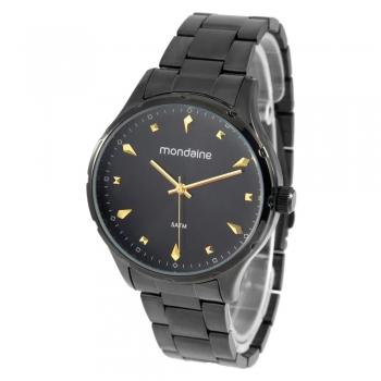 Relógio Mondaine Feminino Preto 32108LPMVPE2
