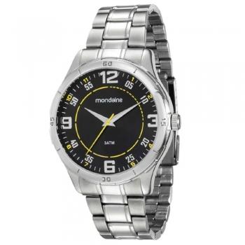 Relógio Mondaine Masculino 99056g0mvne2 Original Garantia A Prova D'Água