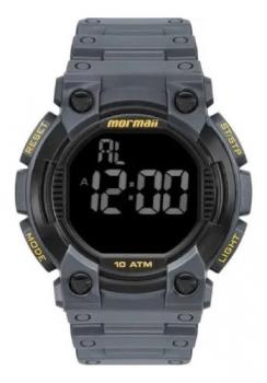 Relógio Mormaii Masculino Digital Wave Militar Esportivo A Prova D'água Original