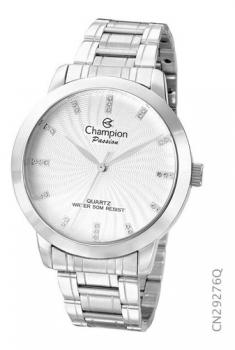 Relógio Prateado Feminino CN29169Q Passion